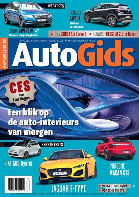 AutoGids Magazine nr 1052