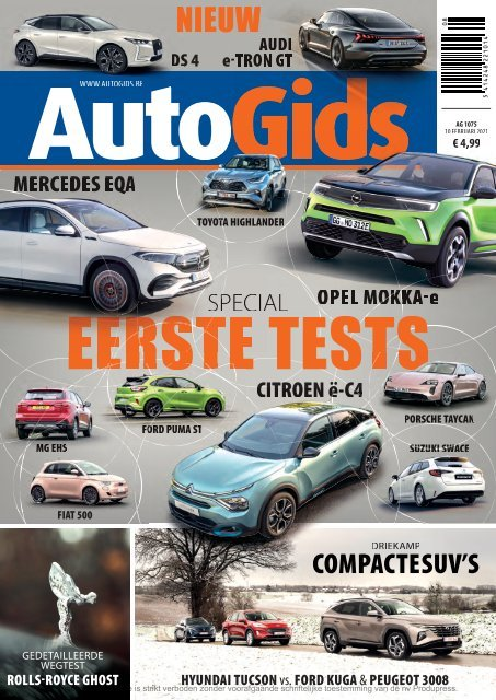 AutoGids Magazine nr 1075